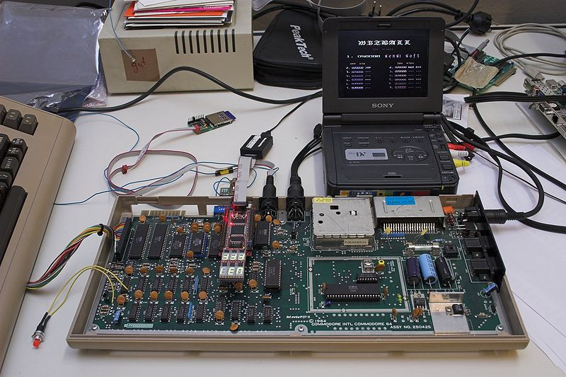File:6502-fpga-c64-overview-IMG 1080.jpg