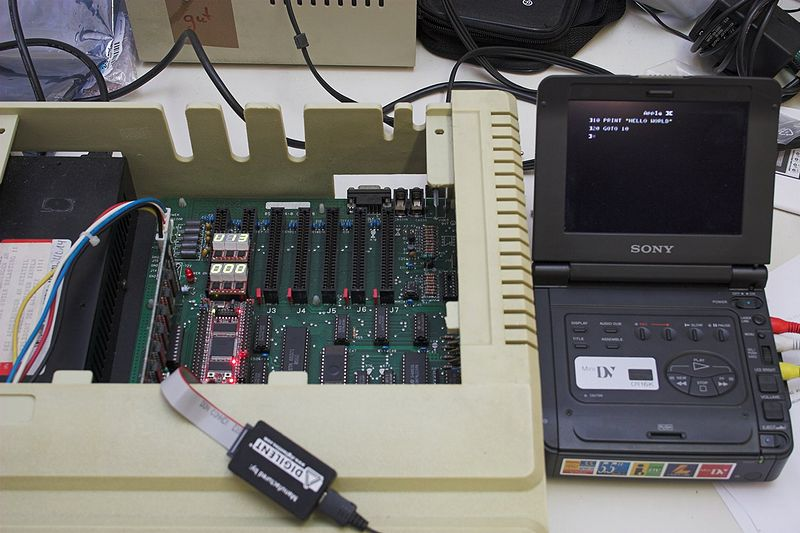 File:6502-fpga-apple2-overview-IMG 1086.jpg