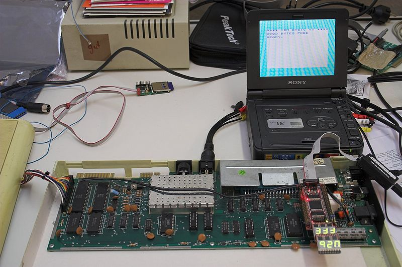 File:6502-fpga-vic20-overview-IMG 1081.jpg